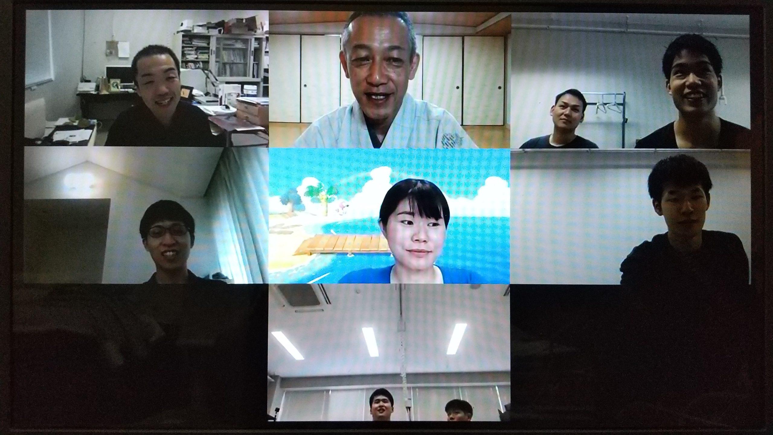 金沢工業大学と扇流の研究